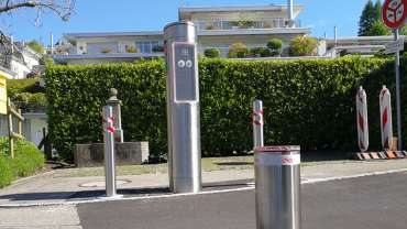 Bollard systems for access control